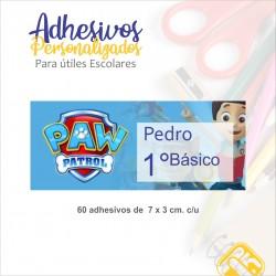 Adhesivos Escolares 2020